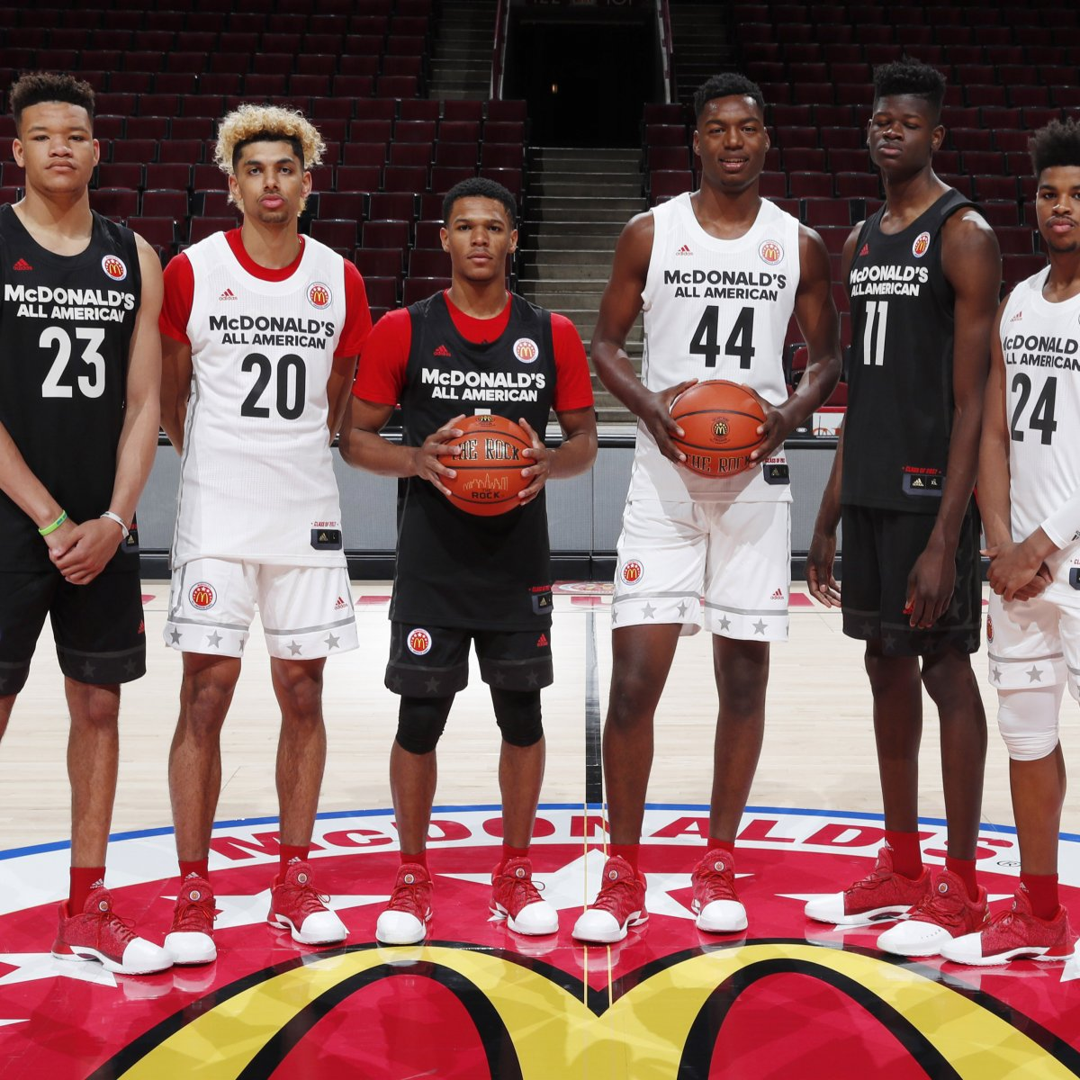 Recruiting Class College Basketball 120