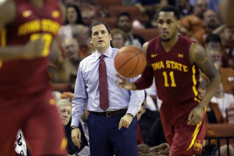 10 college basketball teams doomed for a rebuilding year in 2017 18 iowa state coach steve prohm wont be able to lean on monte morris publicscrutiny Images