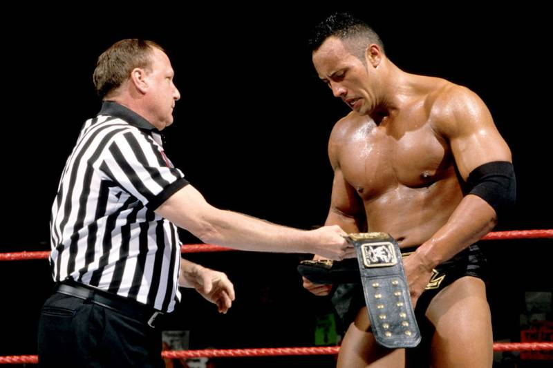 WWE Backlash 2017: Triple H vs. The Rock and Best Title ...