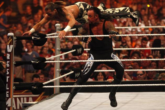 Shawn Michaels vs. The Undertaker: Determining Who Is Truly Mr. WrestleMania