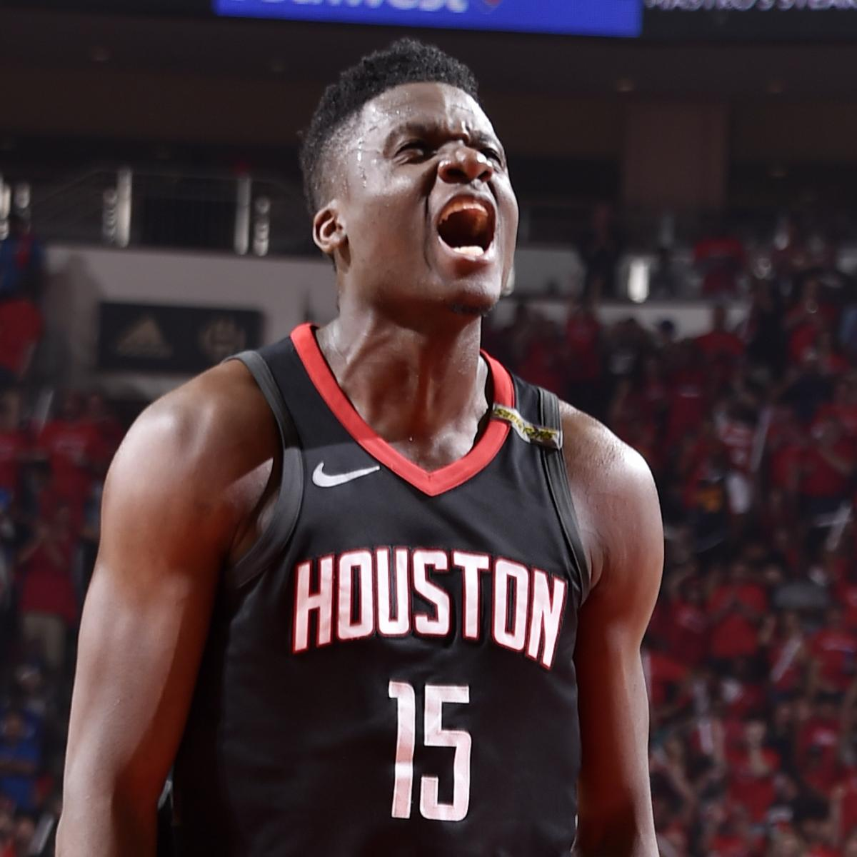 NBA Free Agency Roundup: Rockets Facing $100 Million Question with Clint Capela