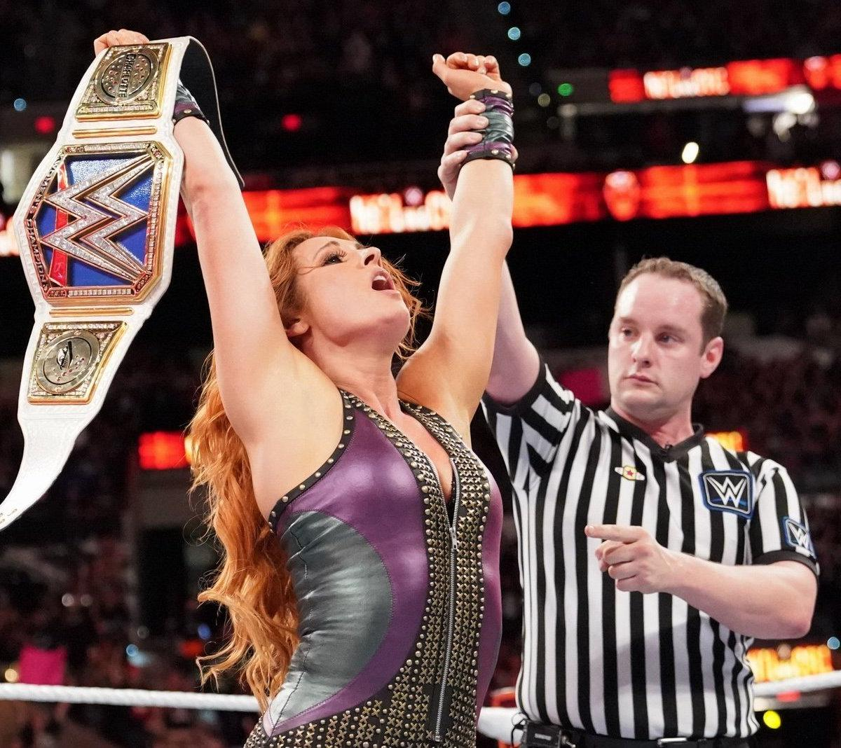 WWE Hell in a Cell 2018 Results: Becky Lynch and Biggest Winners and Losers