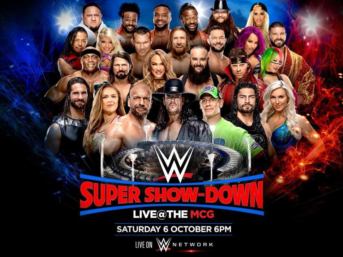 WWE Super Show-Down 2018 Match Card, Full Predictions After Hell in a Cell 2018