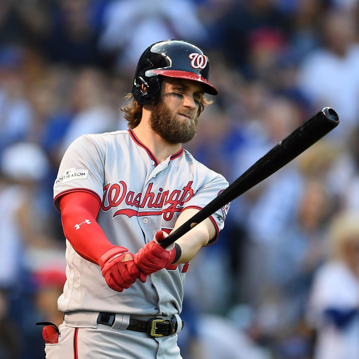 Best Landing Spots for Top MLB Free Agents