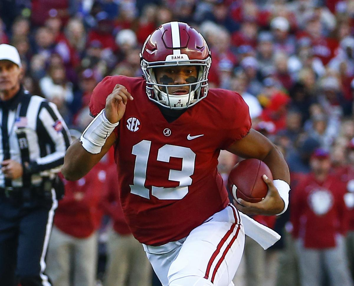 College Football Playoff Standings 2018: Week 12 Rankings and Bowl Projections