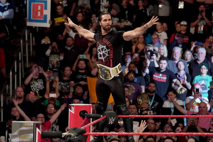 WWE Raw Results: Winners, Grades, Reaction and Highlights from November 19