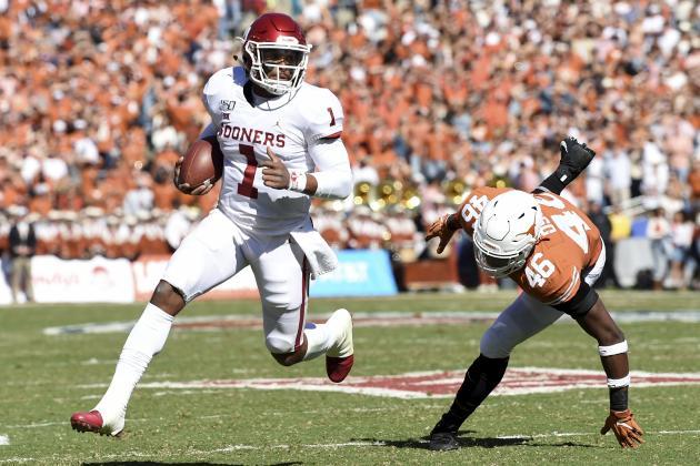 College Football Rankings: B/R's Top 25 After Week 7