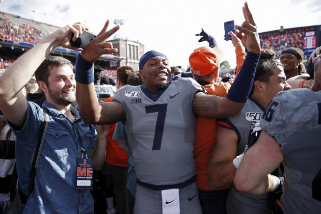 Winners and Losers from Week 8 of College Football