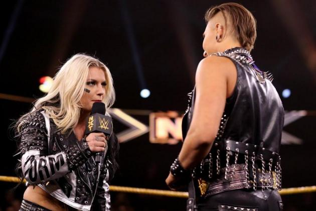 WWE NXT Results: Winners, Grades, Reaction and Highlights from January 8