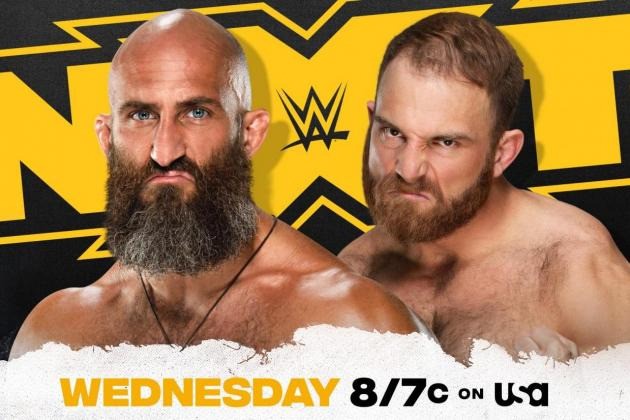 WWE NXT Results: Winners, Grades, Reaction and Highlights from January 20
