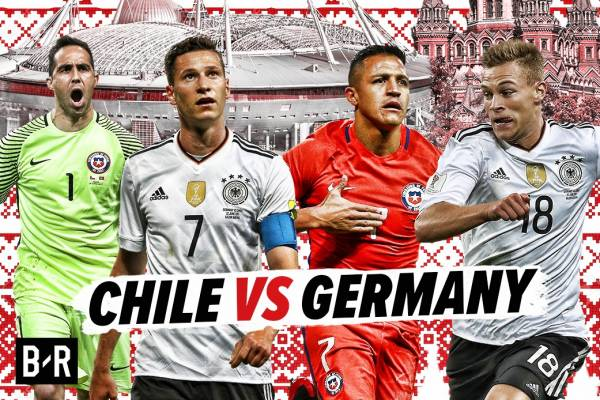 Image result for Chile vs Germany live pic logo