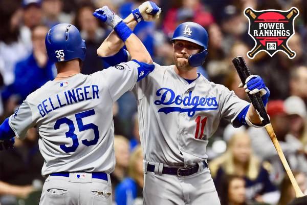aec7e2afa55 Newest MLB Power Rankings 📊. American League logo