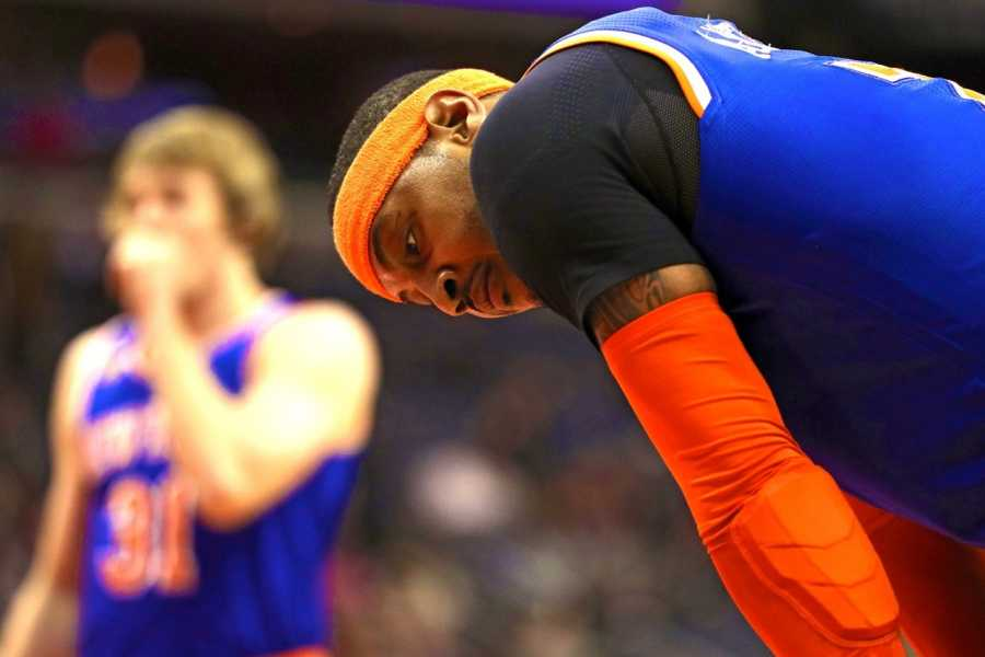 Bleacher Report | Phil Wants Melo to Be Something He Is Not