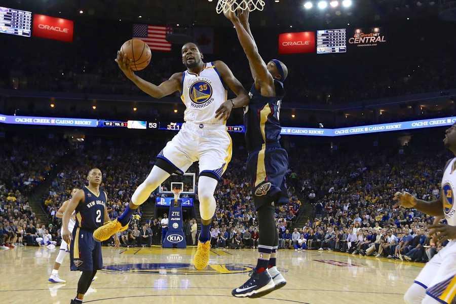 Bleacher Report   Live: Warriors Battle Pelicans