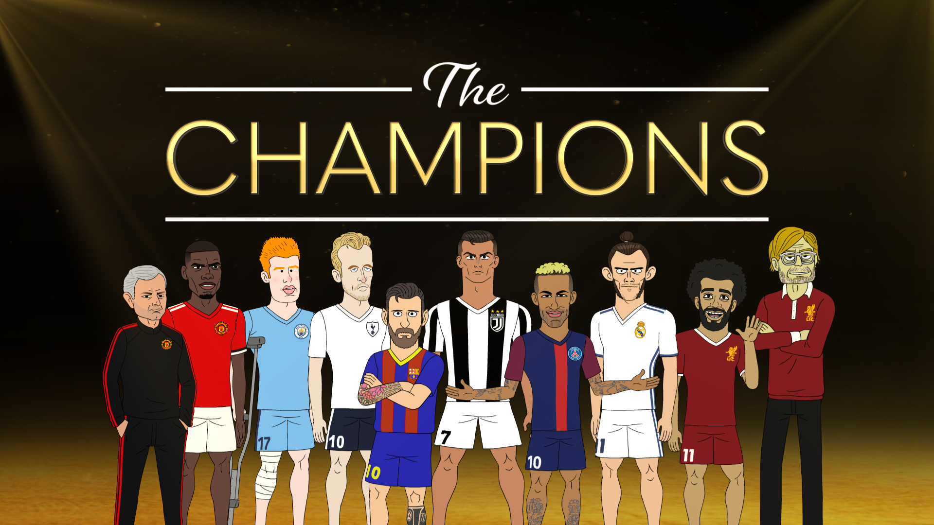 the champions episode 1 bleacher report latest news videos and