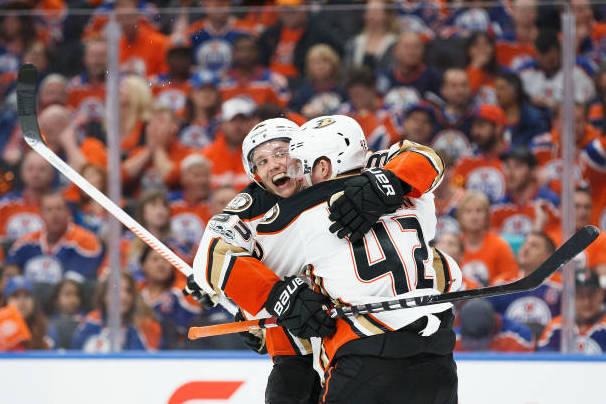 Ducks Get Much-Needed Win Over Oilers