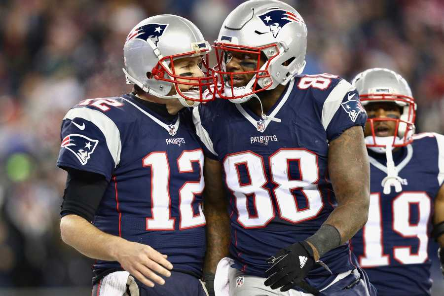 Bleacher Report | Offense Remains Saving Grace for Imperfect Pats