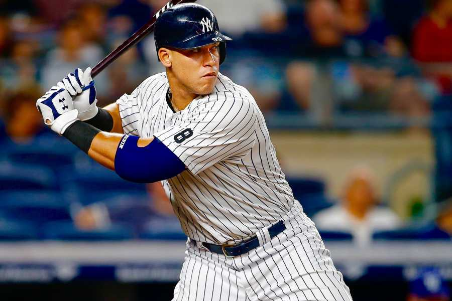 Bleacher Report | Yanks Slugger Judge Could Be Next Giancarlo