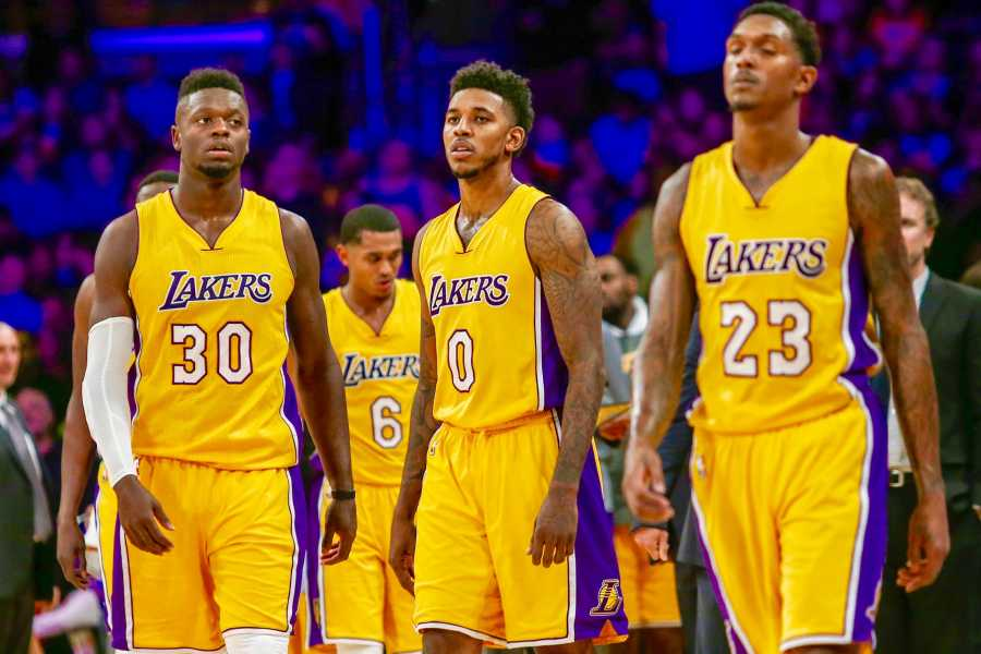 Bleacher Report | Lakers Set to Build Around Young Stars