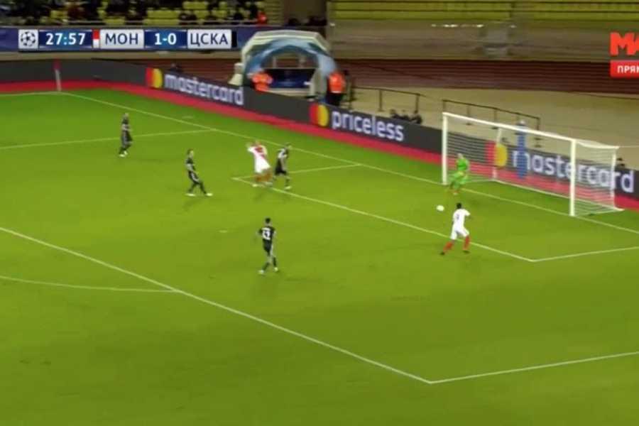 Bleacher Report | Falcao Doubles Monaco's Lead