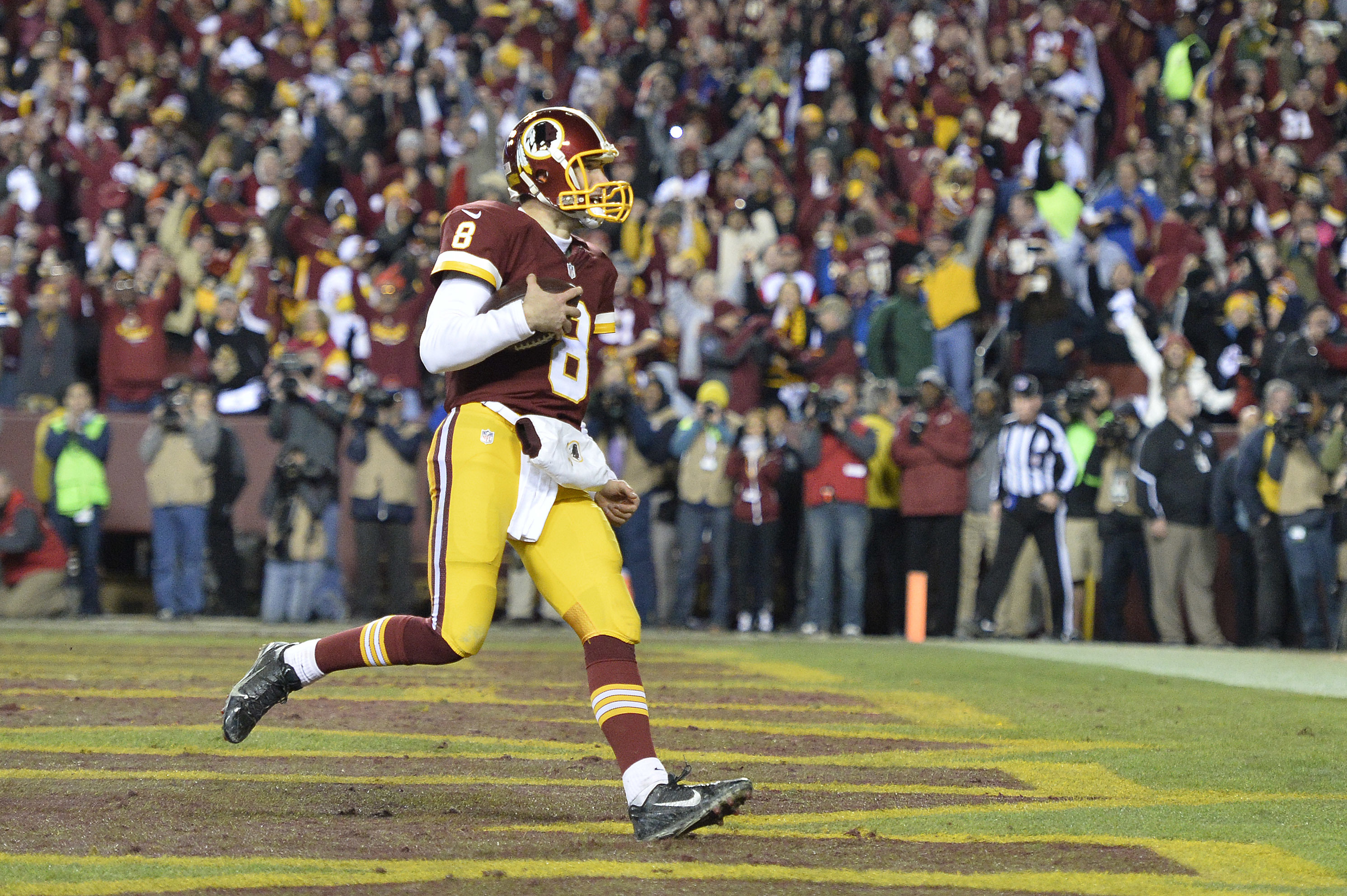 Image result for kirk cousins playoffs