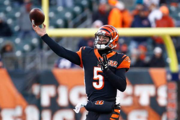Broncos May Make A Run At A J Mccarron