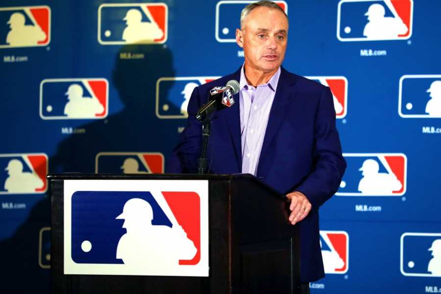 Bleacher Report | Who Is to Blame for MLBPA-Manfred Feud?