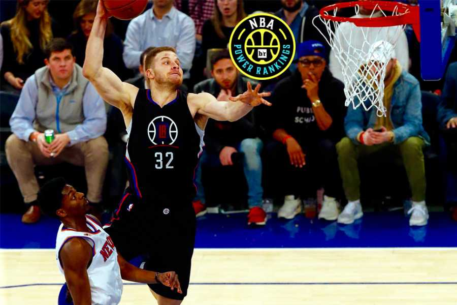Bleacher Report | NBA Power Rankings: Blake Has Clippers Heating Up