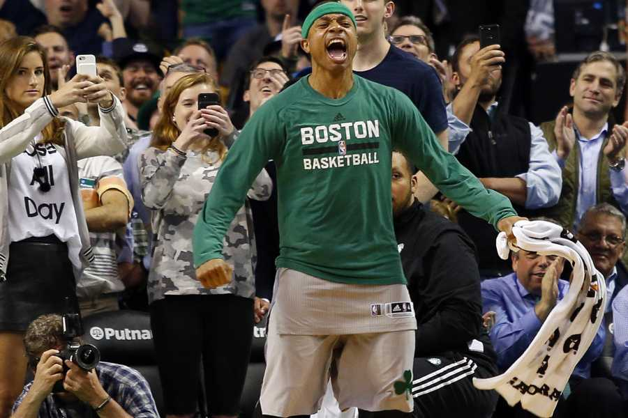 Bleacher Report | C's Clinch East's Top Spot, Cavs Land at 2-Seed