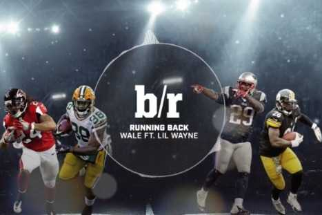 Bleacher Report | B/R Premieres 'Running Back' by Lil Wayne, Wale