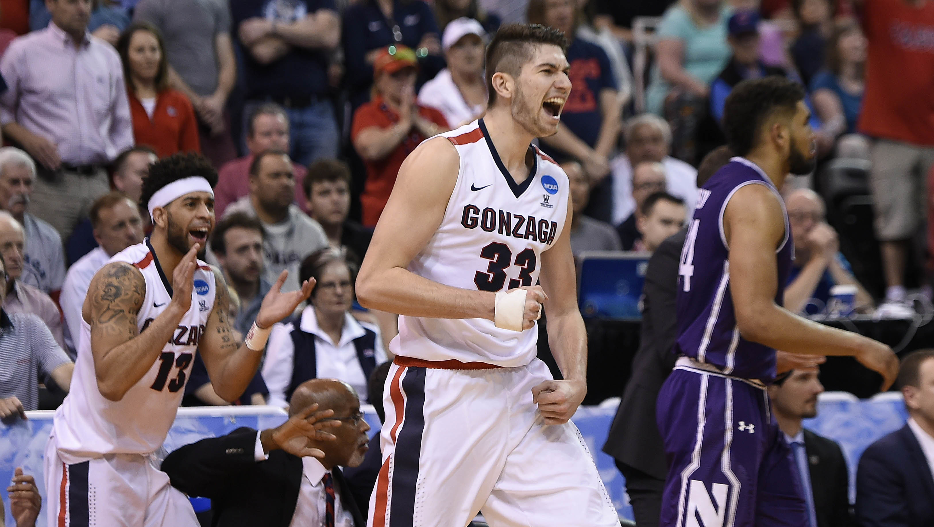 6ceb2a7fcf82 Are Gonzaga Bulldogs the Favorite to Snag Their First-Ever NCAA Tourney  Title