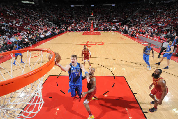 5e327b5f035d James Harden s 30-Point Streak Continues as Rockets Beat Luka Doncic ...