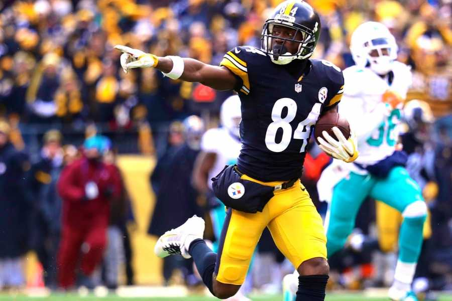 Bleacher Report | Steelers Make Brown NFL's Highest-Paid WR