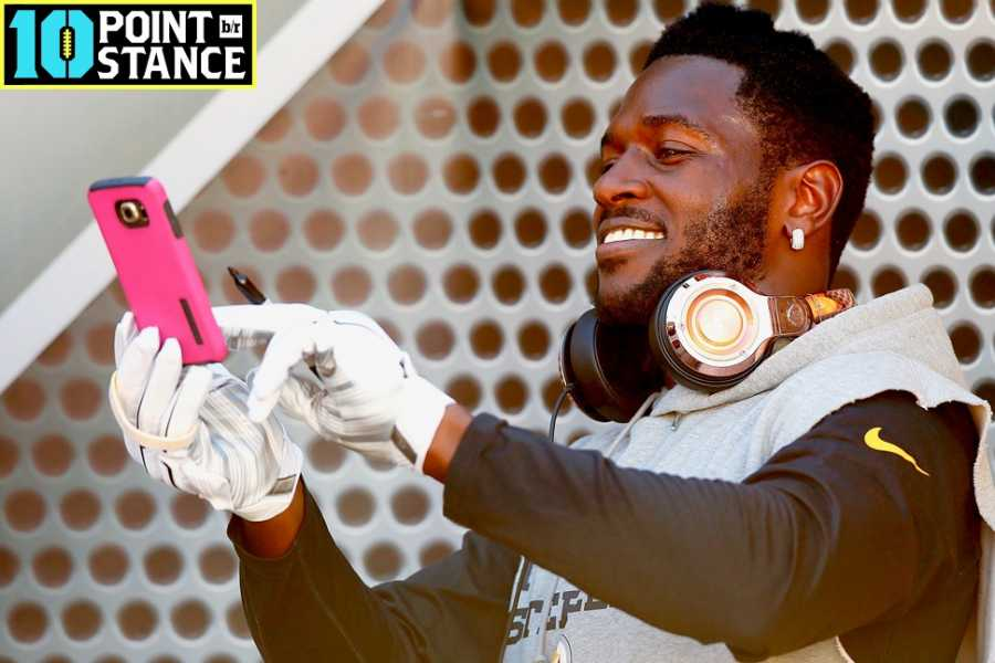 Bleacher Report | Brown Video Causing Headaches for Steelers, NFL