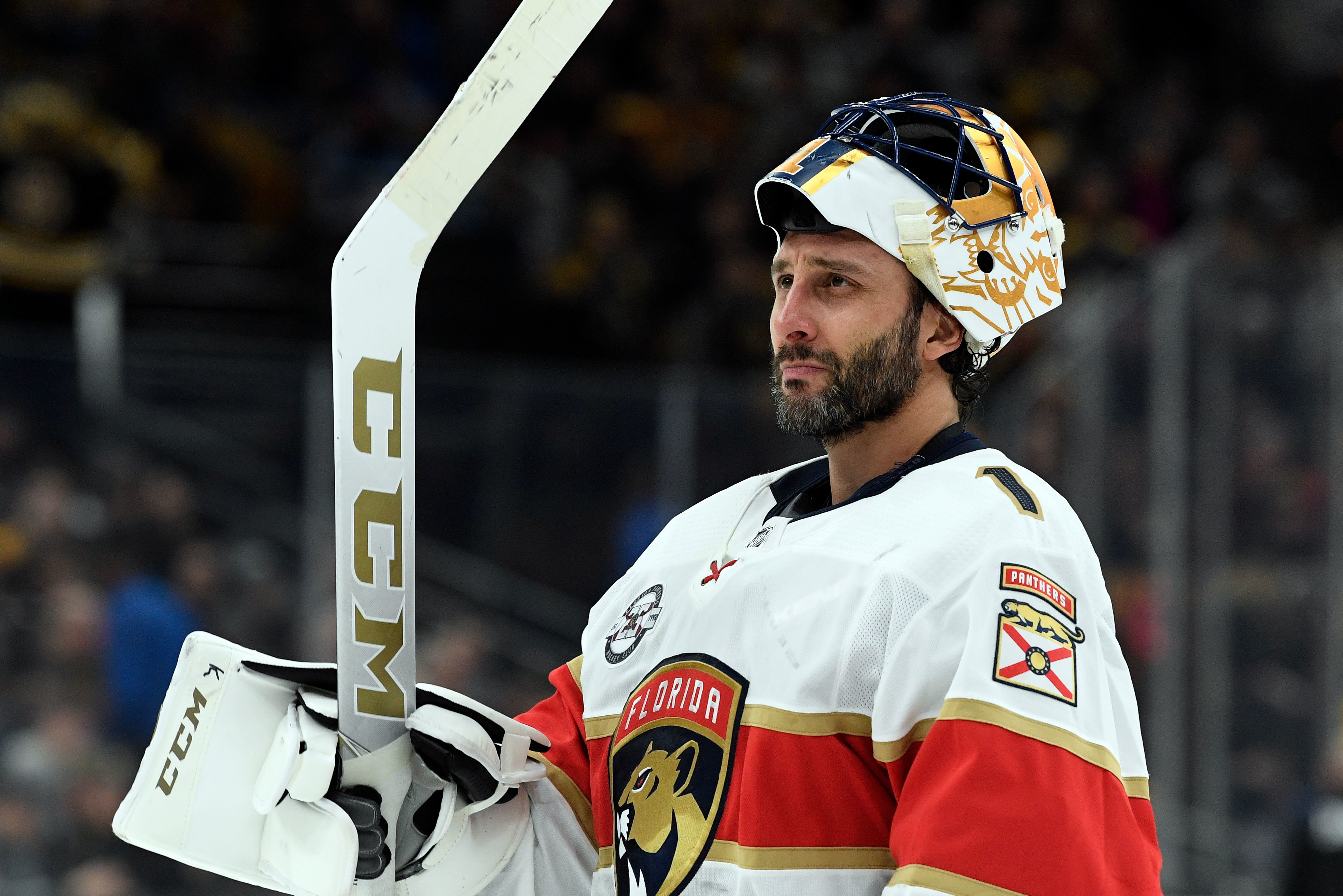 Former Canucks Goalie Roberto Luongo Announces Nhl Retirement After