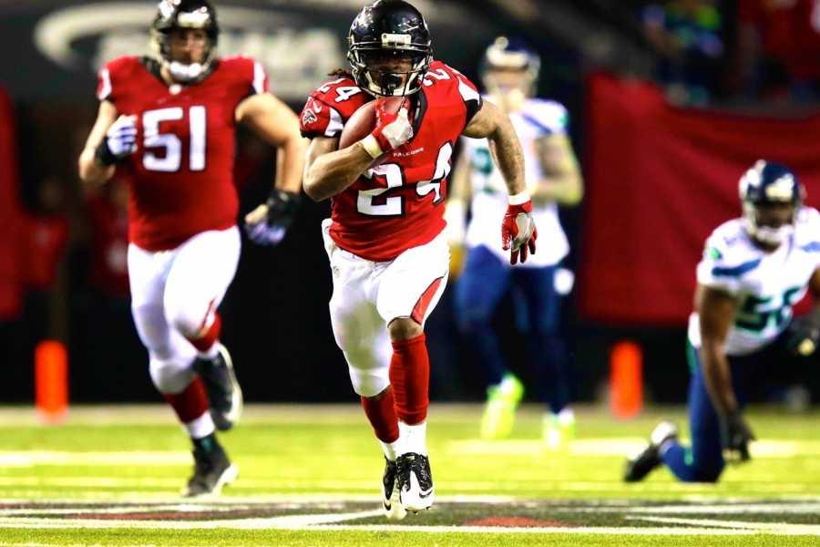 Bleacher Report | The Forgotten Key to Falcons' Dominant Offense