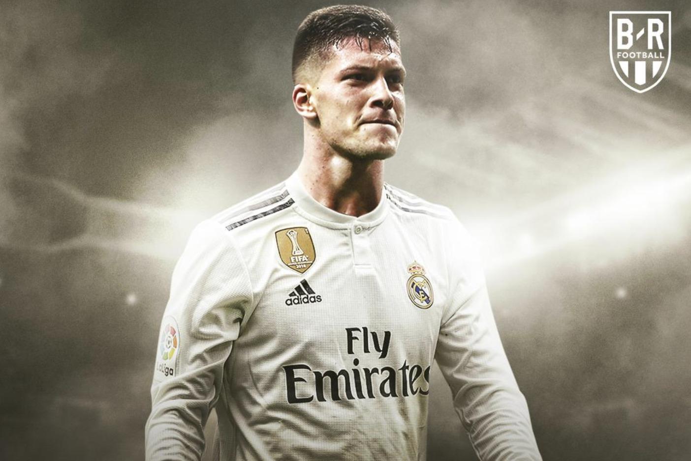Florentino Perez: Jovic Wajib Cetak Goal Lebih Banyak di Madrid