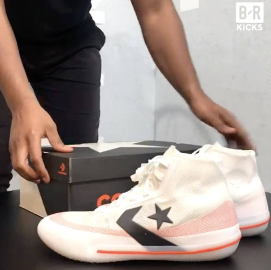 more photos cc3fc 96cec Unboxing the Converse All Star Pro BB