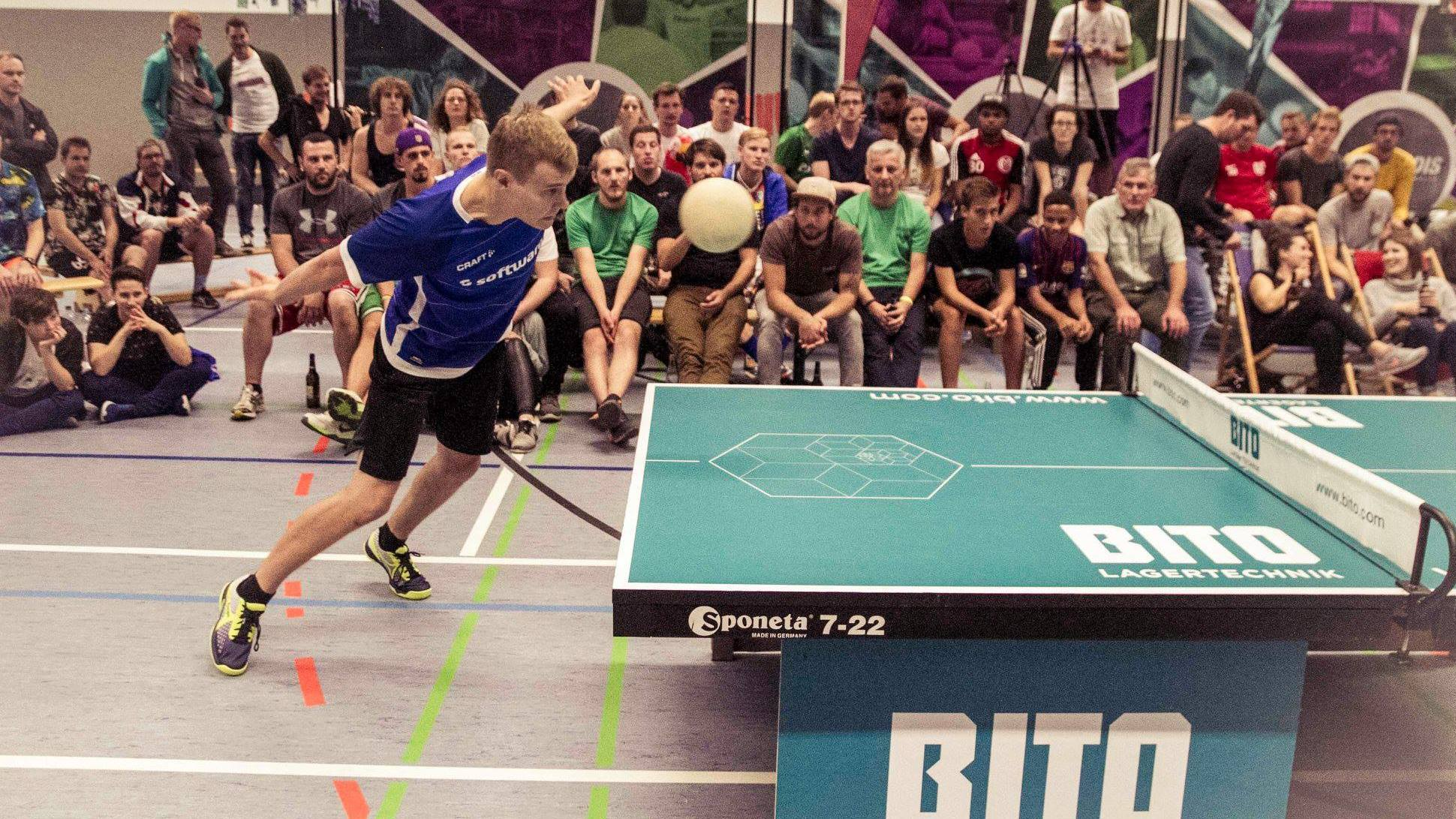 Headis Mashes Ping-Pong X Soccer into the Next Great Party Game