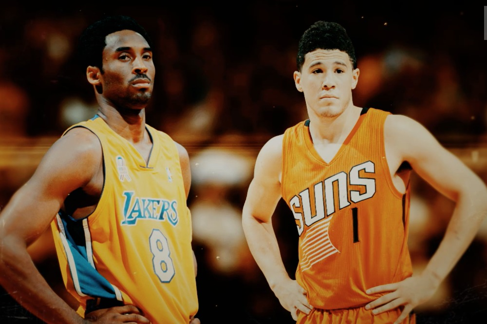 e25a91ffb The Hype  Looking at Kobe Bryant s Influence Over Devin Booker s 70-Point  Game