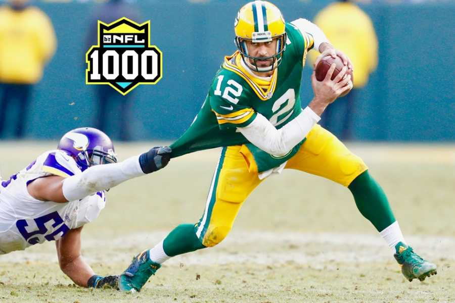 Bleacher Report | Ranking the Top 1,000 Players from Week 16