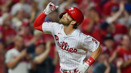 Bryce Harper is turning back the clock with MVP run