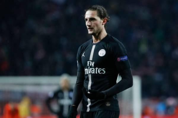 5d3e0e4b2 Man Utd Make Offer for Adrien Rabiot