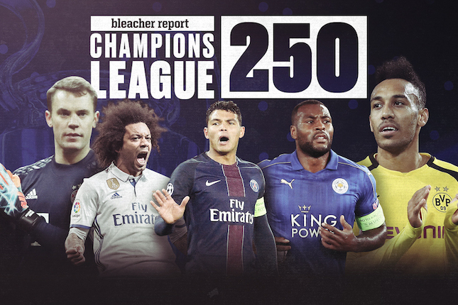 Bleacher Report | Champions League 250: Top Players After Group Stage