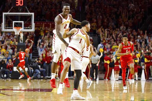 Iowa state basketball bleacher report iowa state basketball publicscrutiny Images