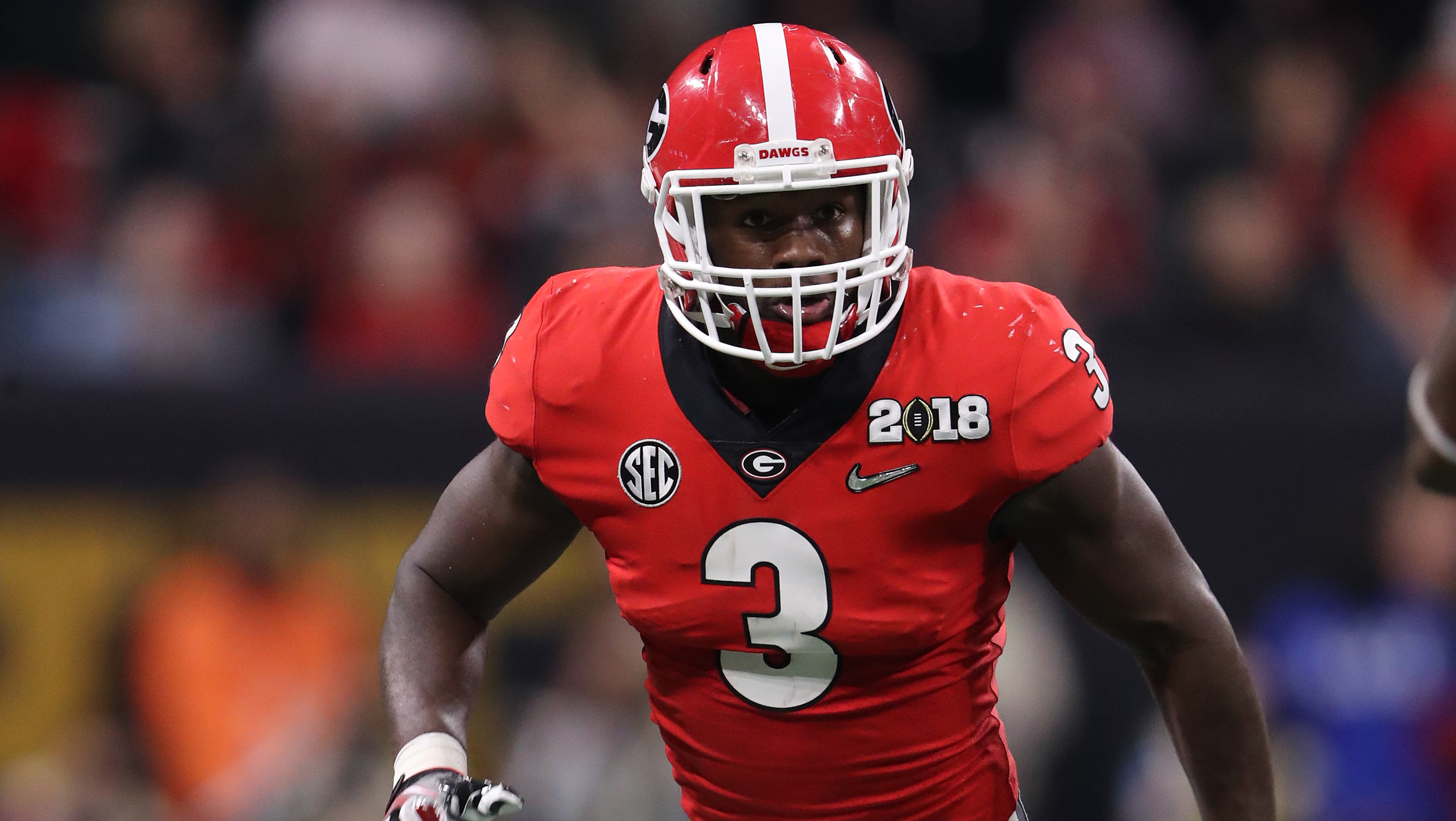 0f58df9b729 Roquan Smith NFL Draft 2018: Scouting Report, Grade for Bears Rookie