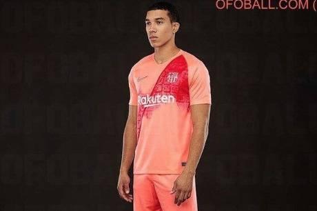 low cost 5ced0 38387 Barcelona 3rd Kit Splits Opinion | Bleacher Report | Latest ...