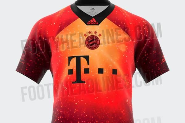 416ae2e5a Leaked FIFA 19 Kits