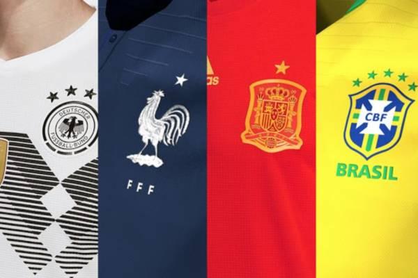 f8f89c06c 2018 World Cup Kits So Far