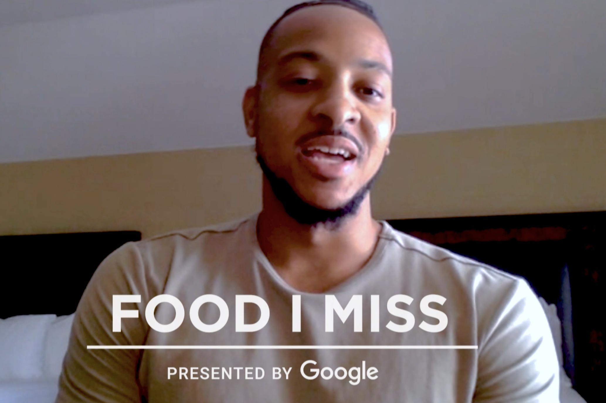 Food I Miss with CJ McCollum thumbnail
